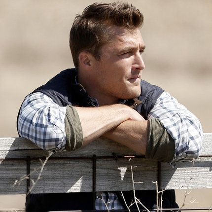 POPSUGAR's interview with The Bachelor's Chris Soules