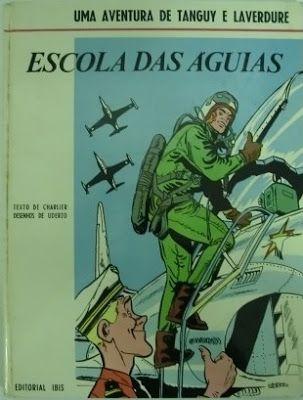 BD Portugal: Tanguy e Laverdure - Escola de Águias
