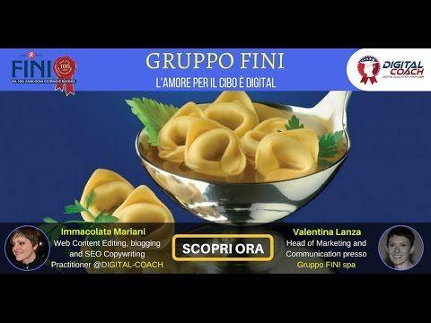 Gruppo Fini: l'amore per il cibo è digital [intervista] | Digital-Coach.it
