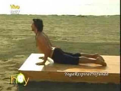 La naturaleza - Yoga con  Alejandro Maldonado