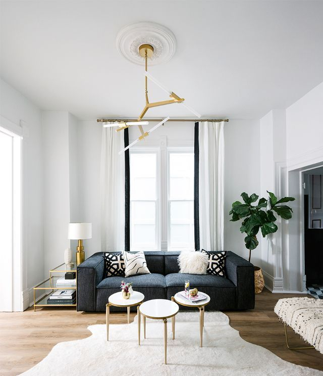 Inside A Head Designers Parisian Inspired Townhouse Sofa IdeasDcor