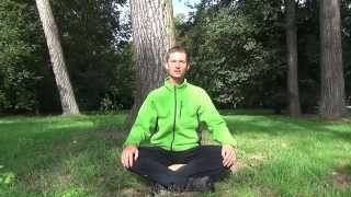 Cvik na uklidnění nervové soustavy a pro zdravá záda