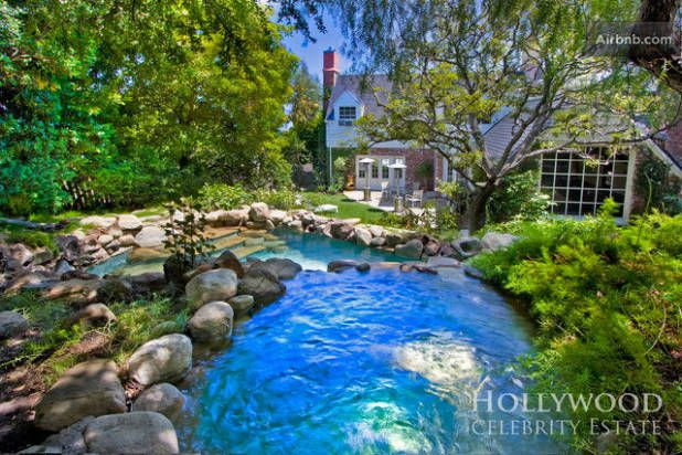 Celebrity Homes Airbnb - Airbnb Listings - House Beautiful