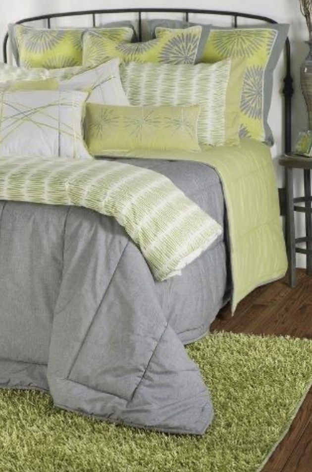 Pin By Sarah Jane S Colors On Green Gray Bedroom Comforter Sets Comforter Sets Comfortable Bedroom