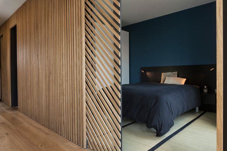 agence glenn medioni architectures / appartement proximité buttes chaumont, 19ème