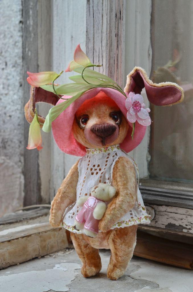 Тедди-такса Флора • Dolls Shop by Людмила Скрыдлова on Kolektado