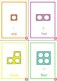 number flashcards 0-20 - Google Search