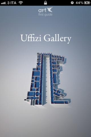Uffizi Gallery application.