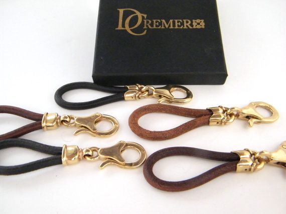 Check out this item in my Etsy shop https://www.etsy.com/il-en/listing/109292363/leather-keychain-for-man-and-woman-brass