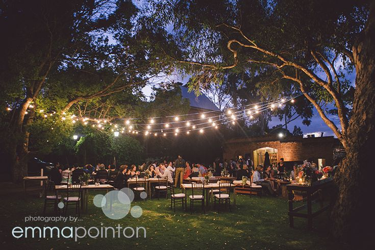 Really cute venue with BYO alcohol