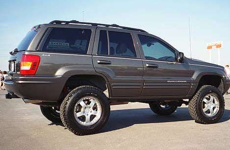 jeep grand cherokee wj with lift jeep grand cherokee. Black Bedroom Furniture Sets. Home Design Ideas