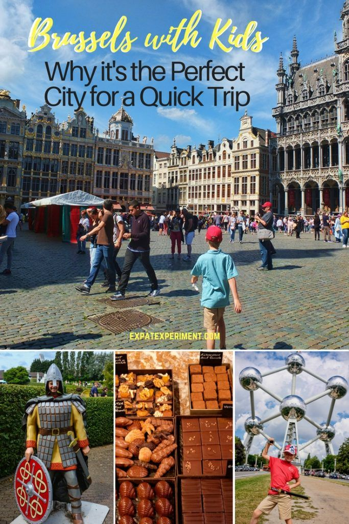 Visit Belgium! A great city loaded with family fun, and great ways to save.