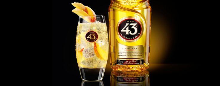 Een super zoete cocktail voor de liefhebbers van cocktails op basis van perzik likeur.