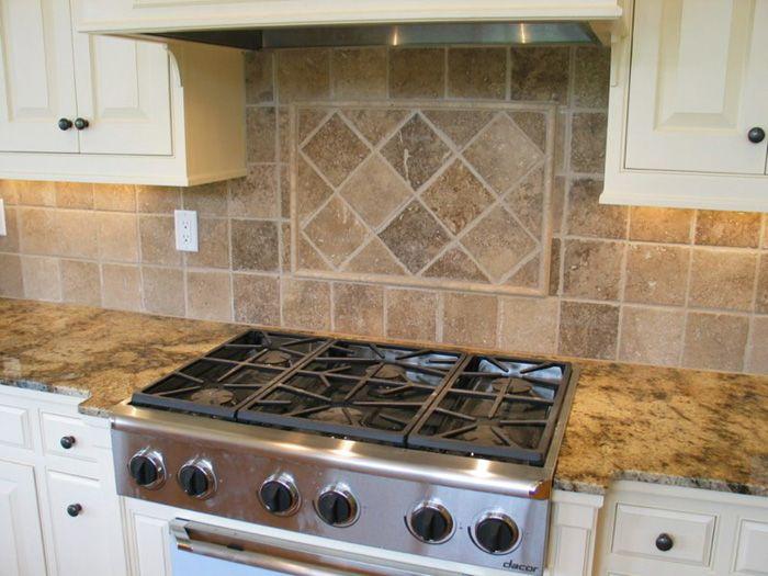 100 Best Back Splash Ideas In Stone Or Tile Images On Pinterest Glamorous Kitchen Backsplash Tile Designs Pictures Design Ideas