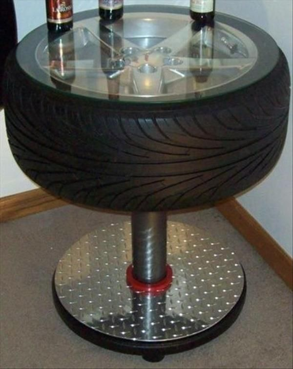 29 best diy reused tires images on pinterest old tires for Diy tire chair