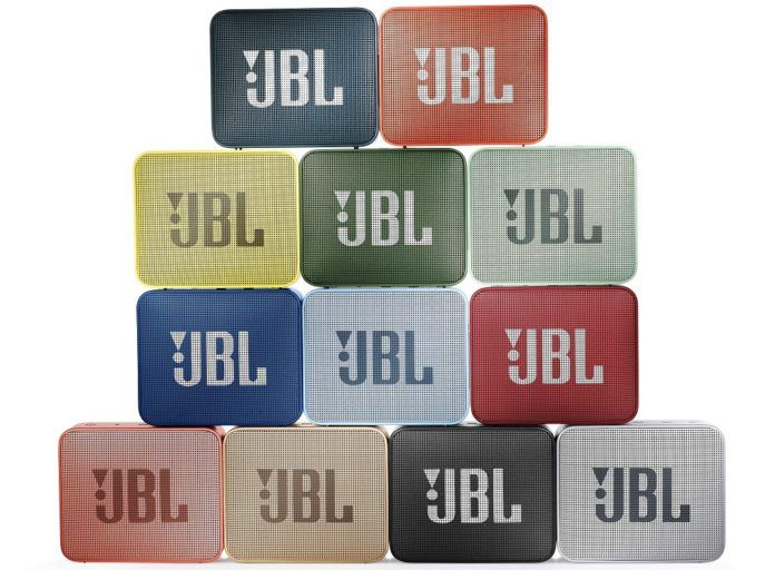 JBL GO 2 Portable Bluetooth Waterproof Wireless Speaker NEW by Harman Black