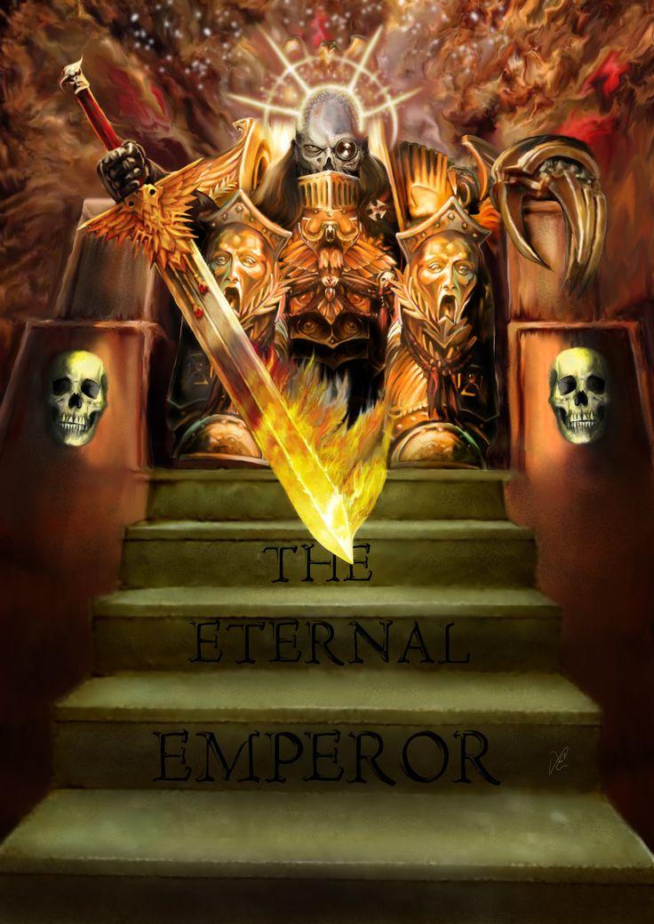 The Eternal Emperor by FredrikEriksson1