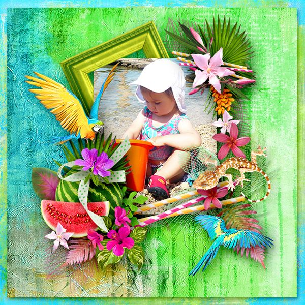 *This Side Of Paradise* by Ilonkas Scrapbook Designs  http://withlovestudio.net/shop/index.php… http://www.godigitalscrapbooking.com/shop/index.php… http://digital-crea.fr/shop/… http://www.digiscrapbooking.ch/shop/index.php…