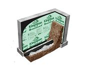 GreenGuard Type IV 25 PSI Insulation Board is an ideal exterior insulation, meeting your needs for multiple applications. Its extruded polystyrene (XPS) co