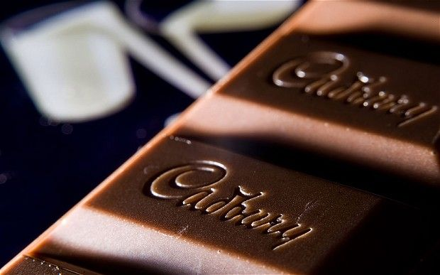 Chocolate that doesn't melt! Sounds like something Willy Wonka would have invented.