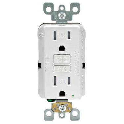 leviton 15 amp slim duplex gfci outlet 3pack