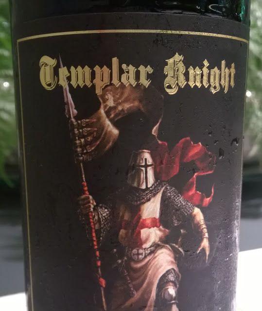 Templar Knight Cabernet Sauvignon 2006. Mais um vinho de guarda da Bulgária!