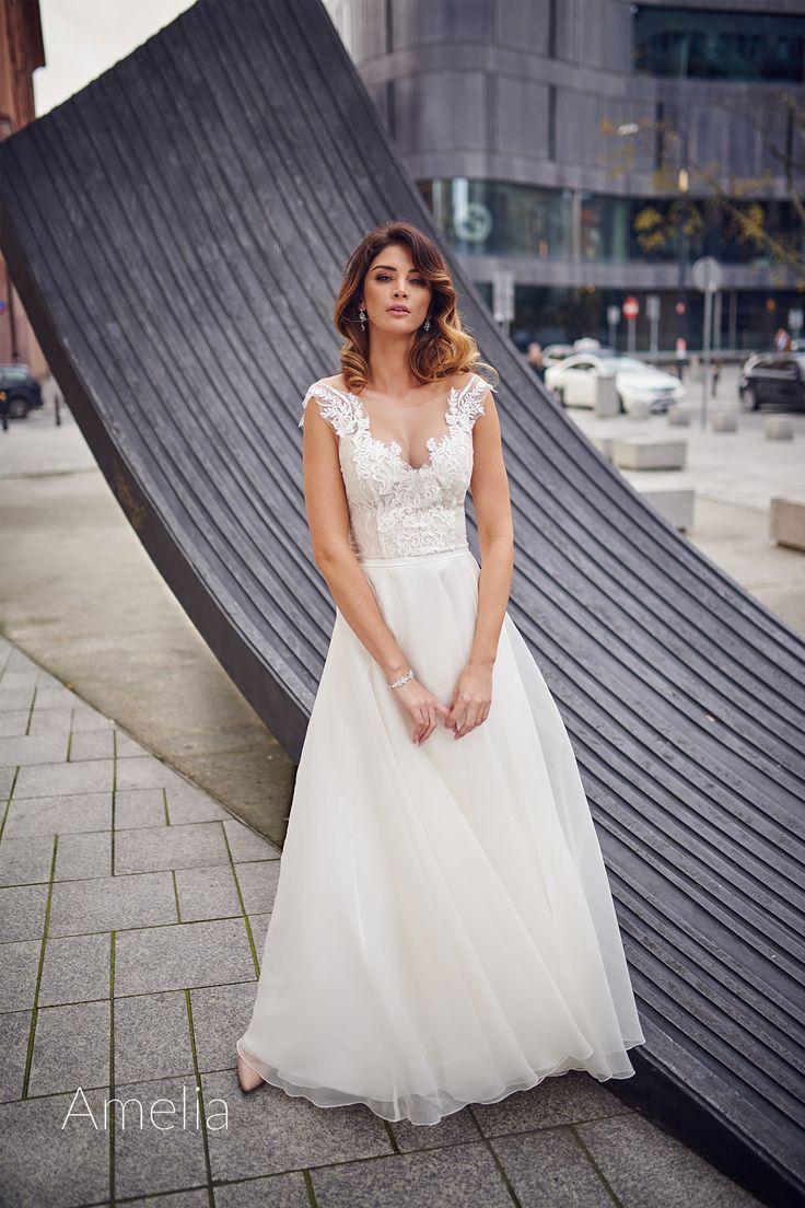 Wedding dress for 2018#Suknia ślubna 2018#Romantic#Boho#bride#bridal#whitedress#suknieslubne#slub#pannamloda#suknia#wesele#