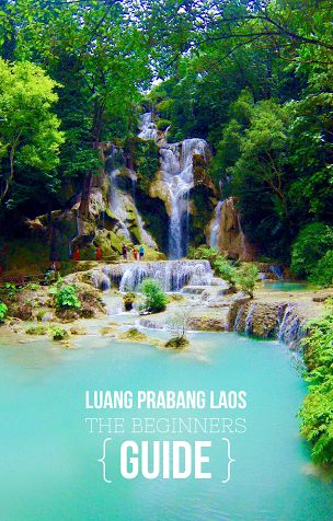 The Beginners Guide to Luang Prabang, Laos - Everything to See, Do & Eat! Read more at http://www.sevencontinentssasha.com/everything-to-see-and-do-in-luang-prabang/