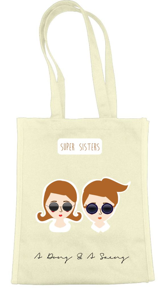 Promotional item (our tote bag)