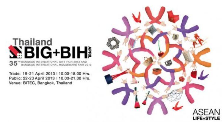 Thailand BIG+BIH October 2013 ใน บางนา, กรุงเทพมหานคร