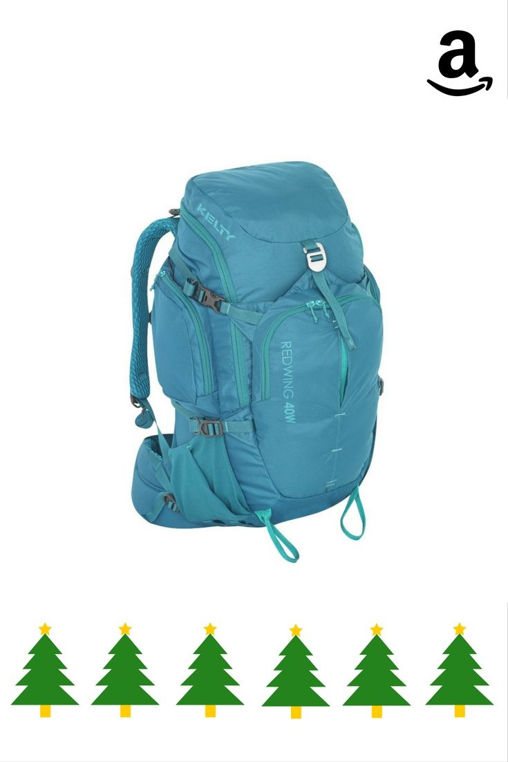 The perfect backpack for women travelers! It's customized to fit a woman's body and needs, and it works as a carry-on.