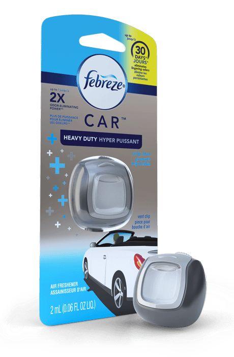Heavy Duty Crisp Clean | Febreze CAR