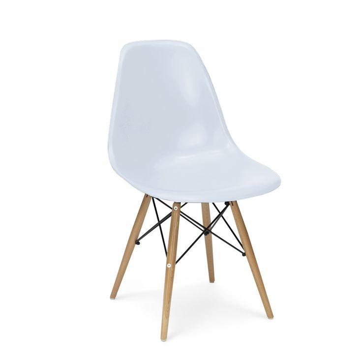 die besten 25 dsw stuhl ideen auf pinterest eames. Black Bedroom Furniture Sets. Home Design Ideas