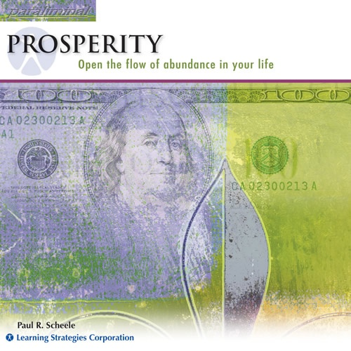 Prosperity Paraliminal: Draw abundance and prosperity into any area of your life    http://www.learningstrategies.com/Paraliminal/Prosperity.asp