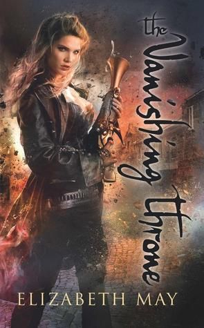 Cover Reveals: The Vanishing Throne