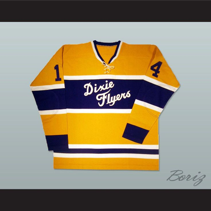 """Nashville Dixie Flyers Hockey Jersey NEW Any Size or Player. SHIPPING TIME IS ABOUT 3-5 weeksI HAVE ALL SIZES and can change Name and #(Width of your Chest)+(Width of your Back)+ 4 to 6 inches to account for space for a loose fit.Example: 18"""" wide chest plus 18"""" wide back plus 4"""" of space, would be a size 40"""".Please consider ordering a larger size, if you plan to wear protective sports equipment under the jersey.size chart chest:XS 30""""-32"""" Chest Measurement (76-81 cm)S 34""""-36"""" Chest…"""