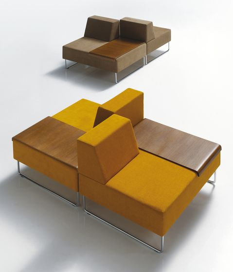 Seating Islands | Lounge Area Waiting Room | Tetris | Inclass. Check It Out