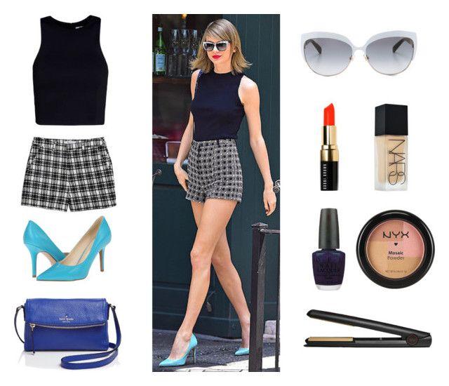 """""""How to look like Taylor Swift"""" by akanksha-mahajan on Polyvore"""