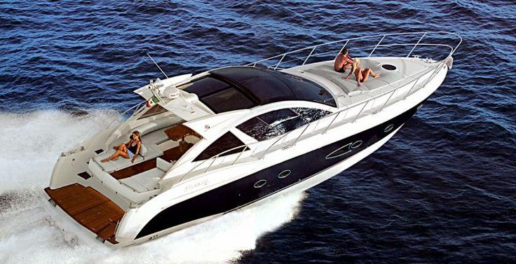 Luxury Yacht Charter in Lefkada, Greece www.luvire.com