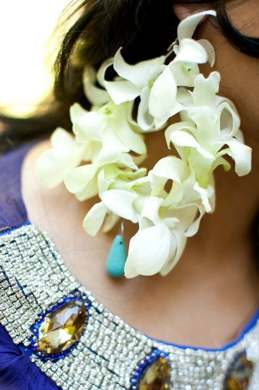 Mehndi Fresh Flowers : Best images about fresh flower jewelry indian