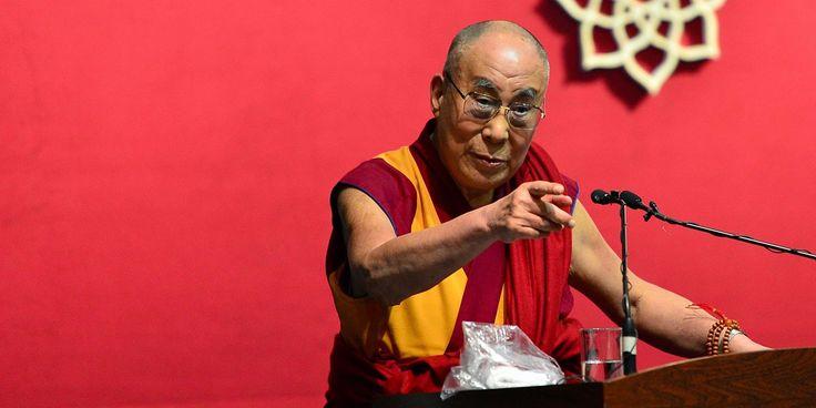 Le Dalaï Lama avertit, il y a trop de réfugiés en Europe Dans un entretien au quotidien allemand « FAZ », le chef spirituel estime que « l'Allemagne
