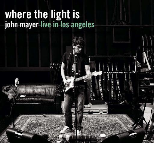 John Mayer - Where the Light is (Live in LA) Full Concert - YouTube