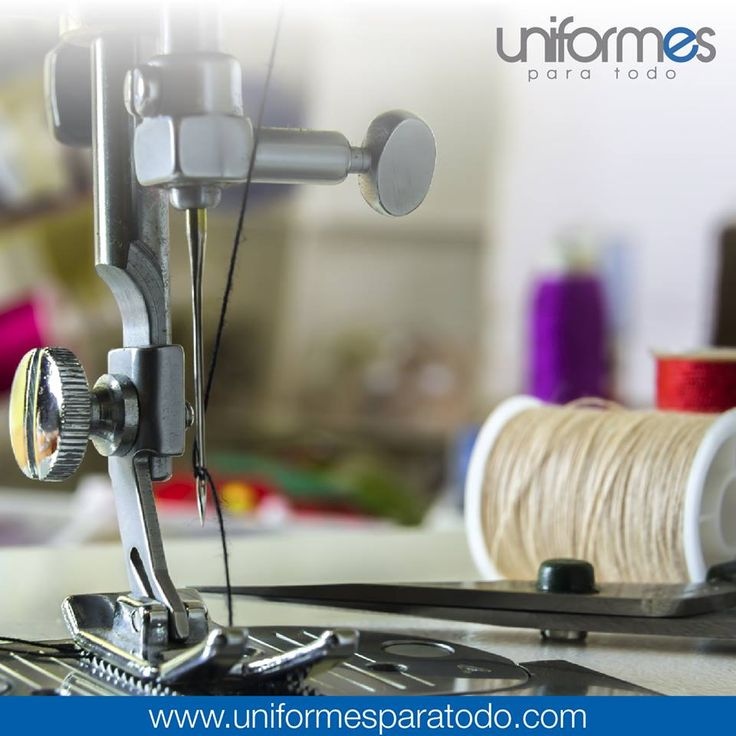 Siempre estamos listos para crear un uniforme que marque la diferencia. ¿Cómo quieres el tuyo? #UniformesParaTodo #Costura #Personalizar #Marca