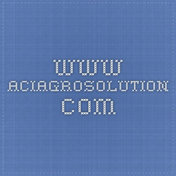 www.aciagrosolution.com