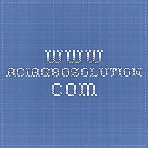 www.aciagrosolution.com