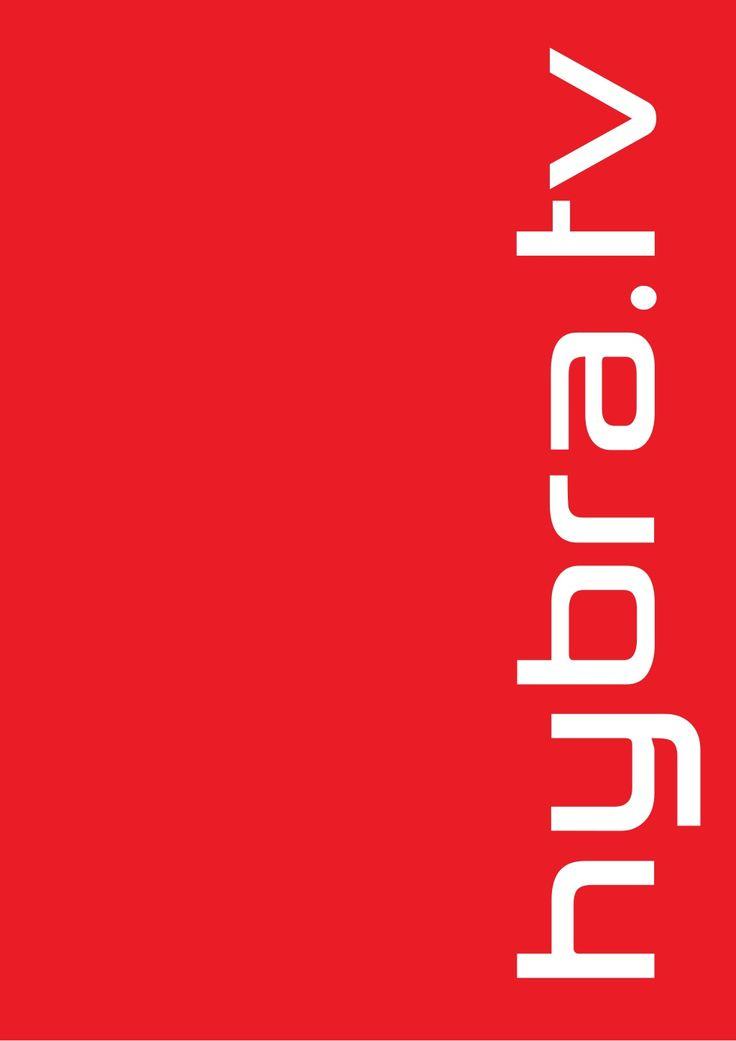 Hybra.TV - HbbTV apps developed in 2014 - English version by hybra.tv via slideshare