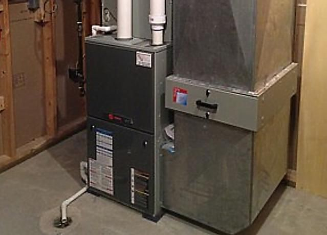 Easy Fixes For A High Efficiency Furnace With Combustion
