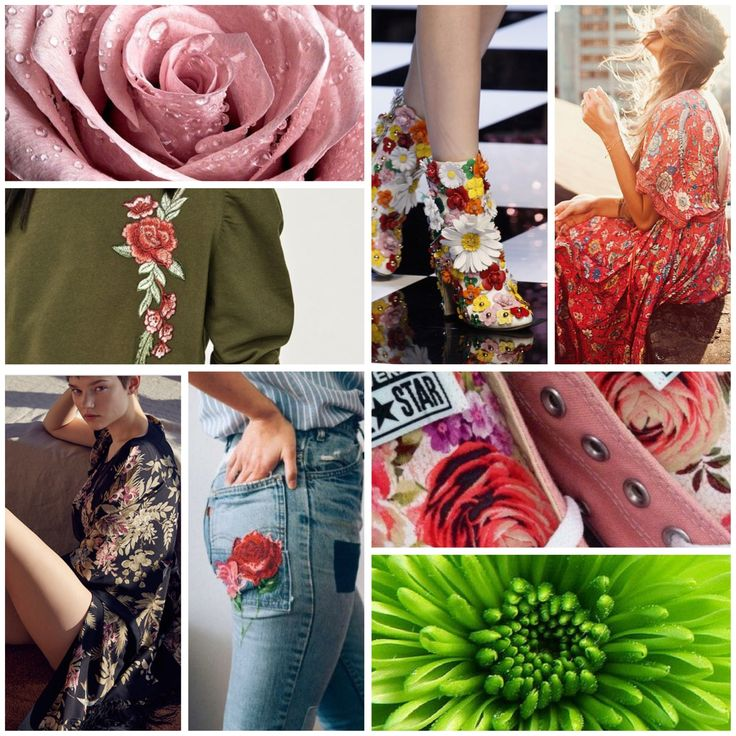 Fleurs pour 2017 #tendances