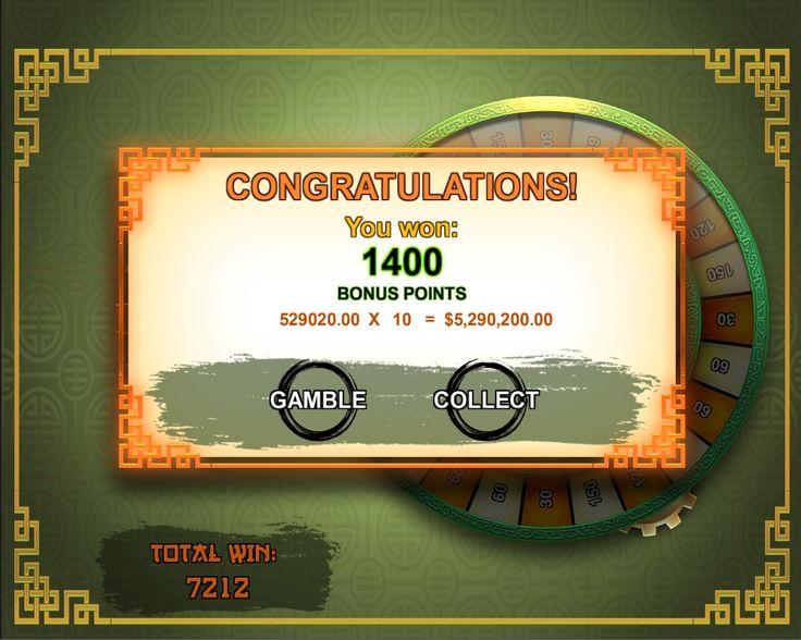 Bonus game V3
