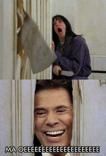 Haha! Morri!! Assustador mesmo...